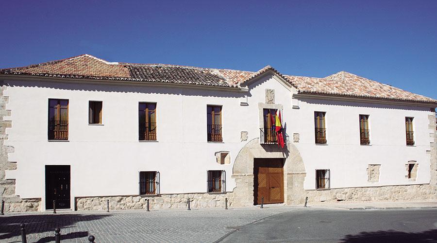 Casa de la Tercia, Villarejo de Salvanés