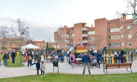 Inaugurada la remodelación integral del parque de Valle Inclán