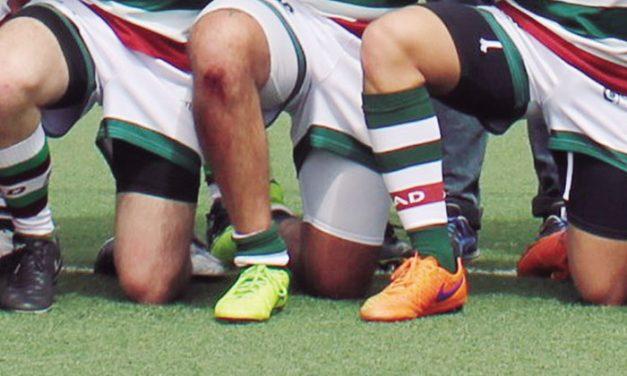 En competición, en escuelas, en clínics… el rugby sigue pese a todo