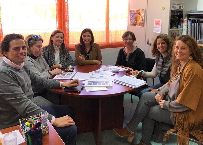 El Ayuntamiento ha invertido en lo que va de legislatura cerca de dos millones de euros en la mejora de diferentes colegios públicos de la ciudad