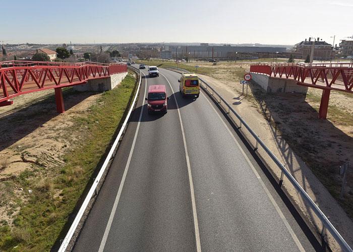 Boadilla ofrece a la Comunidad de Madrid asumir la financiación del desdoblamiento de la M-513