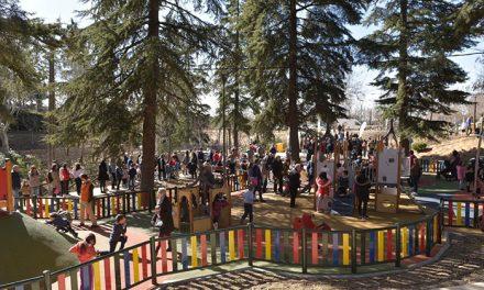 El Ayuntamiento concluye la remodelación del parque del Caño y su entorno