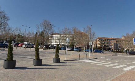 Más de 200 plazas de aparcamiento están ya abiertas en el paseo Madrid