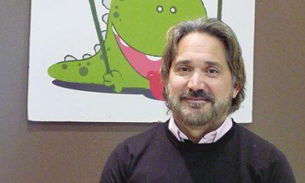 Javier Bergón, patrono-fundador de la Fundación Anda Conmigo
