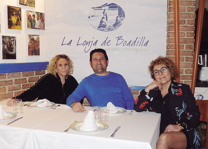 Restaurantes La Lonja de Boadilla