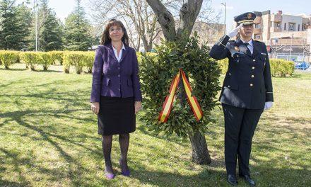 Pozuelo de Alarcón rindió homenaje a las víctimas del terrorismo con un emotivo acto y un minuto de silencio