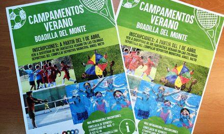 El 1 de abril comienza el plazo para la inscripción en las colonias y campus deportivos de verano