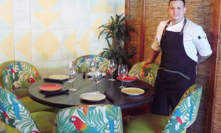 Restaurante Carpo estrena carta