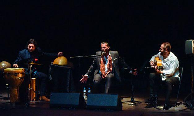 Grandes figuras del flamenco han llenado el Auditorio Municipal durante el fin de semana