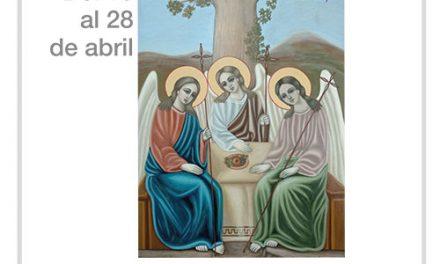 """La muestra """"Iconos y Cuadros"""" de Elena Svirid, del 10 al 28 de abril en el Centro Cultural Padre Vallet"""