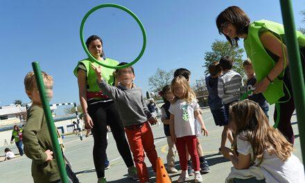 """Alrededor de 250 escolares aprenden y se divierten estas vacaciones en """"Easter School"""" que se celebra en tres colegios de Pozuelo"""