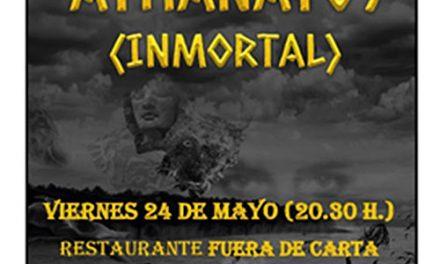 La próxima tertulia literaria de Caballo Verde abordará el tema de la inmortalidad