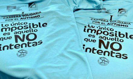 Alumnos del IES Ventura Rodríguez correrán a favor de las personas con TEA