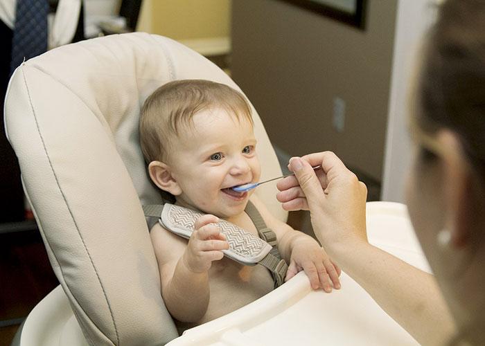 Cómo introducir el gluten en la dieta de un bebé