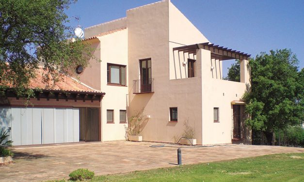 Magia y paraíso existen en esta villa de 500 m2