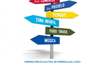 Tiendas, zona infantil, Food Truck y música en la nueva edición de la Feria del Comercio de Pozuelo de Alarcón