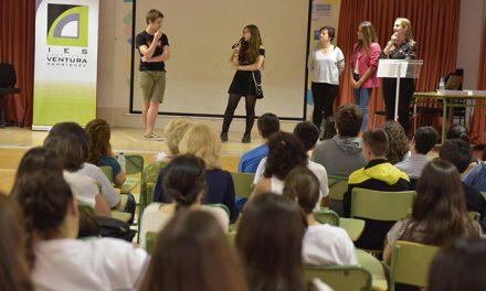 600 alumnos se «gradúan» como voluntarios dentro del proyecto municipal Aprendizaje y Servicio