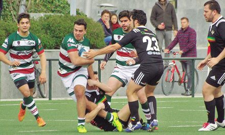Buen año de rugby en la liga regional