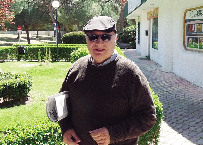 Francisco Cerro, alcalde de Boadilla del Monte durante la Transición Española