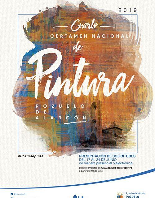 El Ayuntamiento convoca la cuarta edición del Certamen Nacional de Pintura de Pozuelo de Alarcón