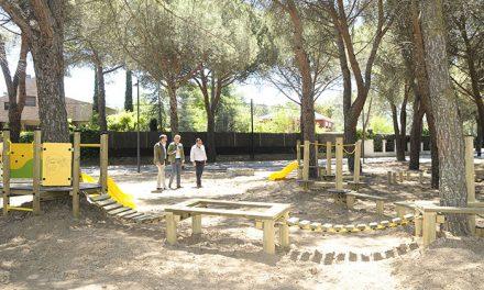 Inaugurado el parque forestal de Las Lomas una vez finalizada su rehabilitación