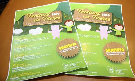 El Festival de Títeres ofrecerá a los más pequeños cinco representaciones en dos parques de Boadilla