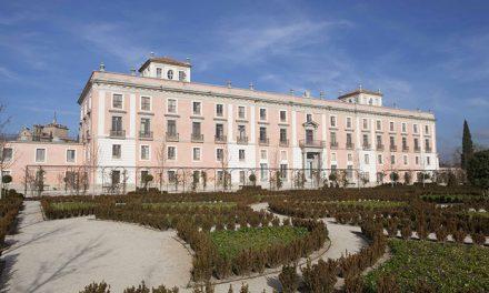 Adjudicada la redacción del proyecto de restauración del estanque y la noria del palacio del Infante D. Luis