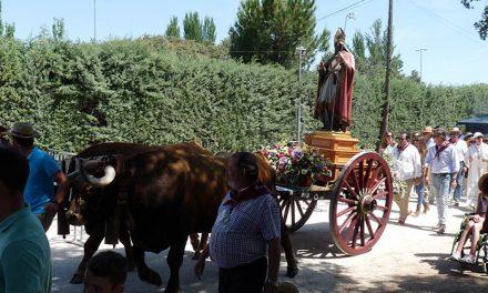 La Hermandad de San Babilés celebra el día de su Santo