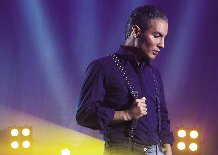 Antonio Álvarez 'Pitingo', artista y cantante