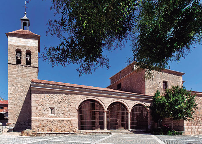 Iglesia de San Sebastián, Cercedilla