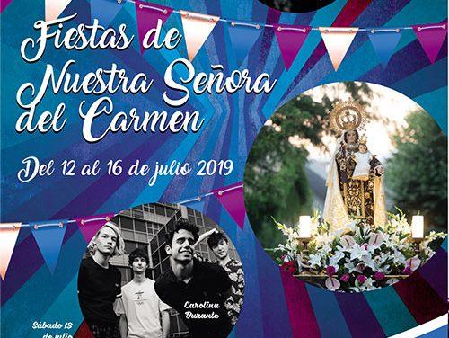 Conciertos, espectáculos infantiles y encuentros populares para celebrar las fiestas del barrio de la Estación en honor a la Virgen del Carmen