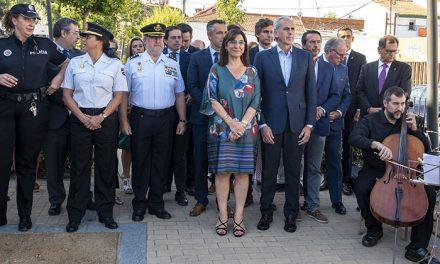 El Ayuntamiento recordó a Miguel Ángel Blanco en el XXII aniversario de su secuestro y asesinato