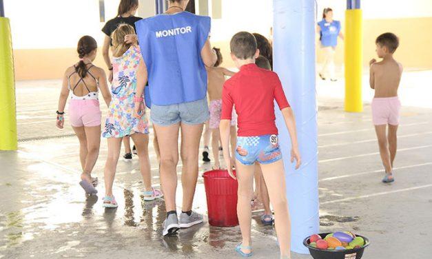 Casi 500 niños han disfrutado ya del campamento de verano en inglés Funny Days