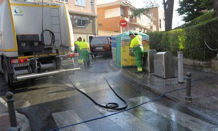 Comienzan las limpiezas especiales de verano en varias zonas del municipio