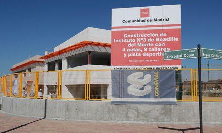 La Comunidad de Madrid invierte 65,5 millones en obras de colegios públicos e institutos para próximo curso escolar