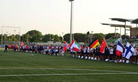 Boadilla acoge hasta el 27 de julio el Campeonato Europeo de Fútbol Universitario