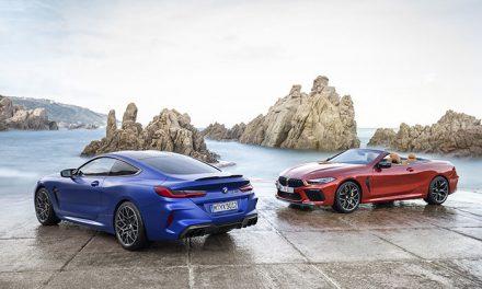 Los M8 Competition Coupé y Cabrio