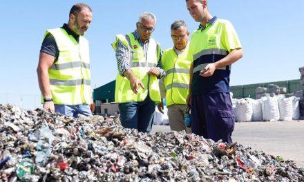 La Comunidad impulsa nuevas técnicas de recogida selectiva y gestión de residuos