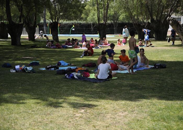 Casi 1.300 niños disfrutarán este verano de los campamentos deportivos