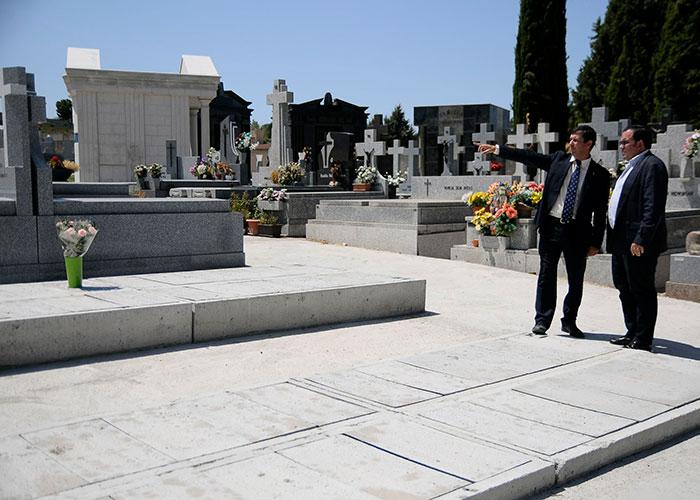 El Cementerio Municipal de Boadilla aumenta su capacidad