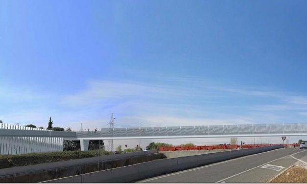 Luz verde para la construcción de la pasarela peatonal y ciclista en la Avenida Pablo VI sobre la M-503