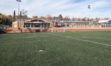 Próximas mejoras en los polideportivos Pradillo y Carlos Ruiz y eliminación de barreras arquitectónicas en La Cabaña