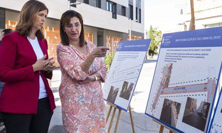Arrancan las obras de rehabilitación de las calles Sagunto y su entorno en el centro de Pozuelo de Alarcón