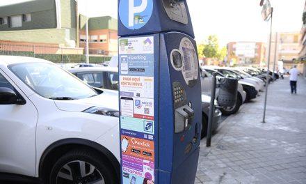Boadilla suma tres nuevas aplicaciones para pagar los parquímetros desde dispositivos móviles