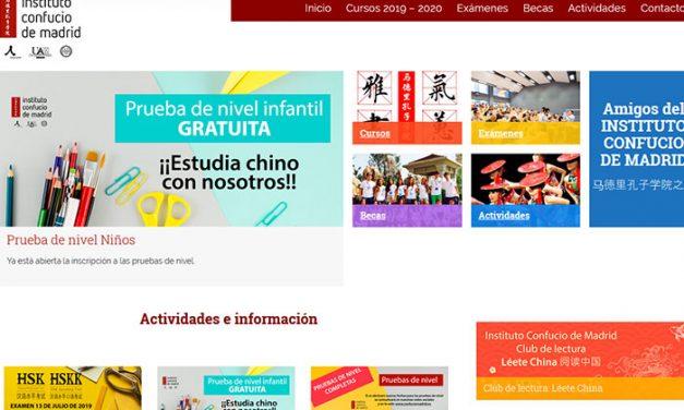Pozuelo de Alarcón cuenta con formación oficial en lengua china para este curso