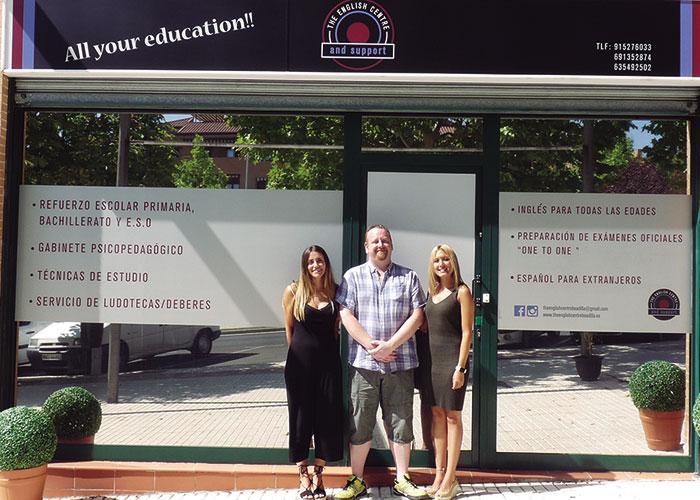 The English Centre&Support, más que una academia de inglés al uso