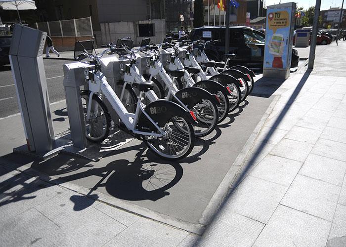 El servicio de alquiler de bicicletas eléctricas cuenta ya con más de 900 abonados