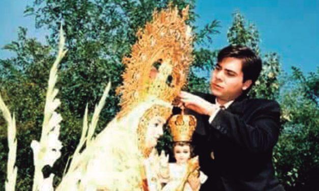 Ángel Álvarez Pidal, Mayordomo de la virgen nuestra señora de la consolación
