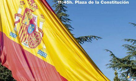 Pozuelo de Alarcón celebra este domingo un gran acto de Homenaje a la Bandera
