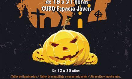 El Ayuntamiento de Pozuelo organiza una semana especial de Halloween en el CUBO Espacio Joven